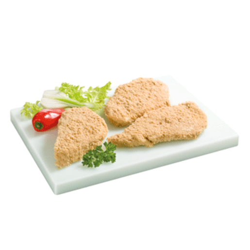 VILLAROY pechugas de pollo empanados bandeja (peso aprox. 495 gr)