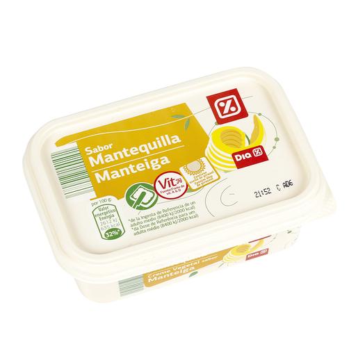 DIA margarina sabor mantequilla tarrina 250 gr
