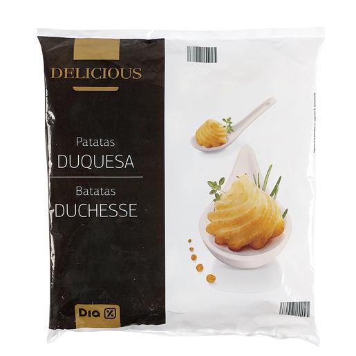 DIA DELICIOUS patatas duquesa bolsa 600 gr