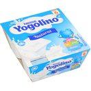 NESTLE Yogolino sabor natural pack 4x100 gr