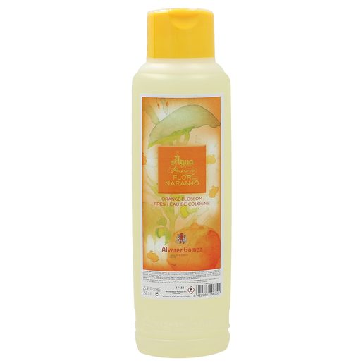 ALVAREZ GOMEZ agua fresca de colonia flor de naranjo bote 750 ml