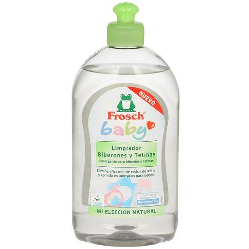 FROSCH Baby líquido limpia biberones y tetinas bote 100 ml