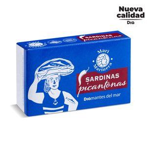 DIA MARI MARINERA sardinas picantonas lata 82 gr