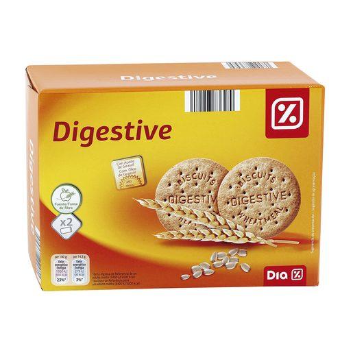 DIA galletas digestive paquete 800 gr