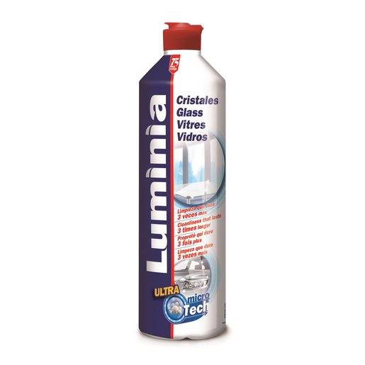 LUMINIA limpiacristales botella 750 ml