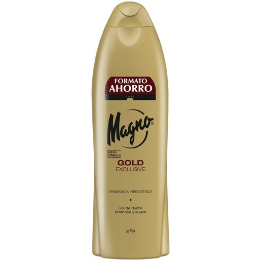 MAGNO gel de ducha gold bote 800 ml