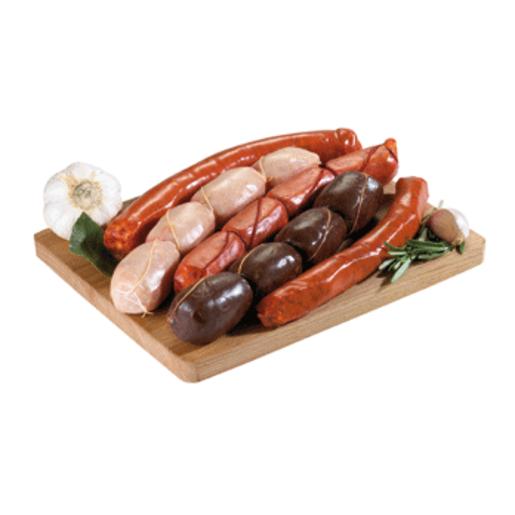 HEMOSA preparado para barbacoa envase (peso aprox. 471 gr)