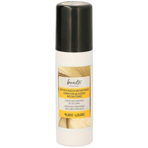 BONTE tinte rubio retoca raíces instantáneo spray 75 ml