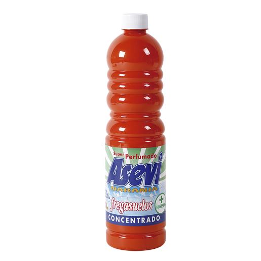 ASEVI fregasuelos concentrado aroma naranja botella 900 ml