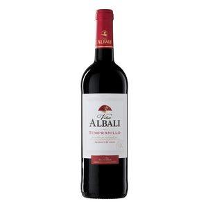 ALBALI vino tinto DO Valdepeñas botella 75 cl
