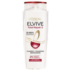 ELVIVE champú total repair 5 cabello dañado bote 690 ml