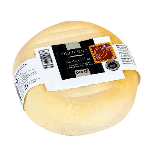 DIA DELICIOUS queso arzúa ulloa 800 gr