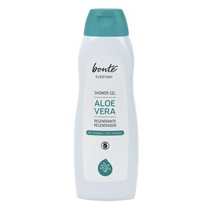 BONTE gel de ducha aloe vera regenerante piel normal bote 750 ml
