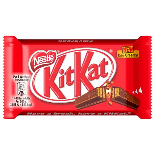 KIT KAT chocolatina 45 gr