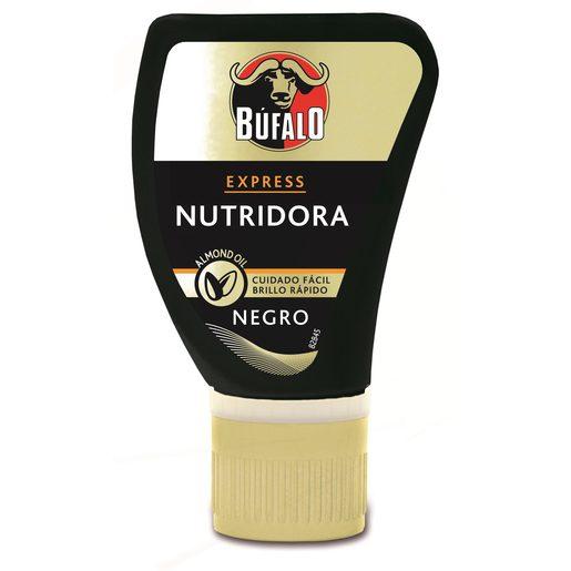 BÚFALO Express crema nutridora color negro bote 50 ml