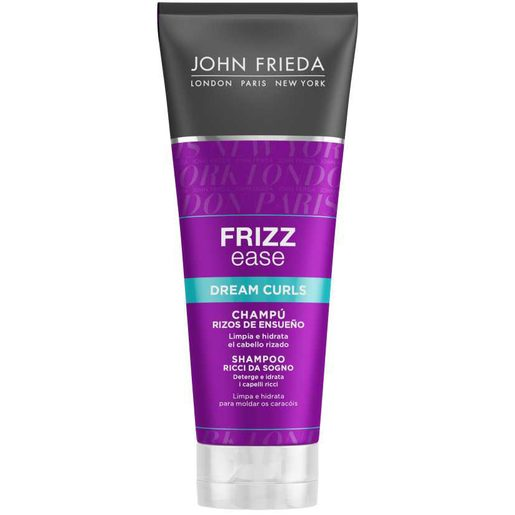 FRIZZ EASE champú cabello rizo tubo 250 ml