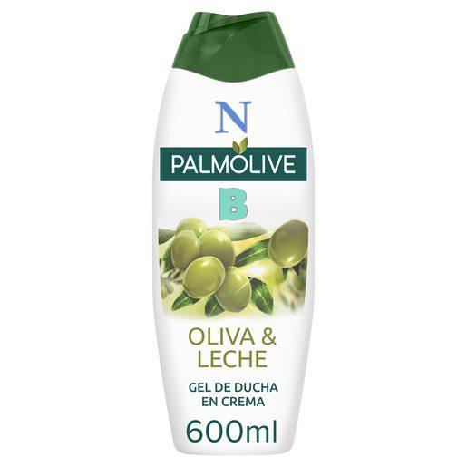 PALMOLIVE NB gel de ducha en crema ultrahidrante con oliva bote 600 ml