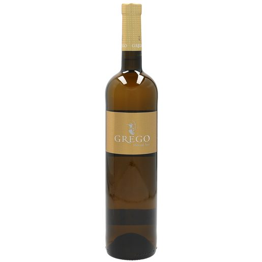 GREGO vino blanco moscatel seco DO Madrid botella 75 cl