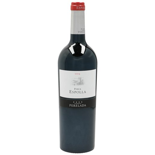 FINCA ESPOLLA vino tinto DO Cataluña botella 75 ml