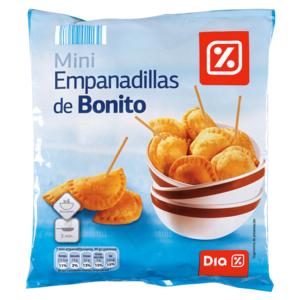 DIA mini empanadillas de bonito bolsa 400 gr