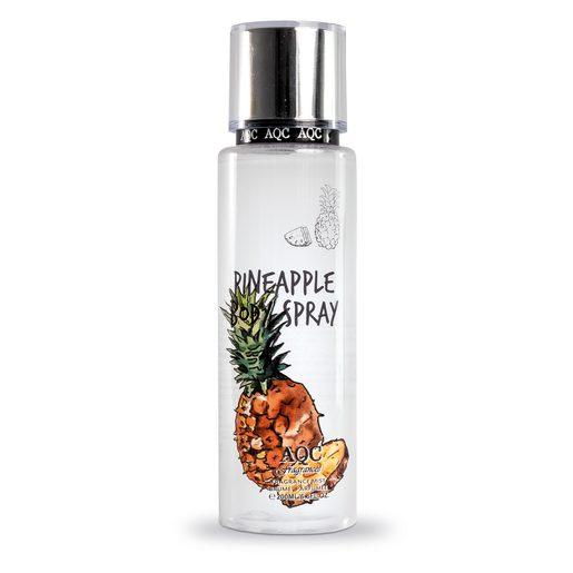 AQC FRAGANCES body mist corporal pineapple spray 200 ml