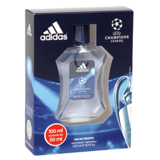 ADIDAS colonia uefa champions league frasco 100 ml