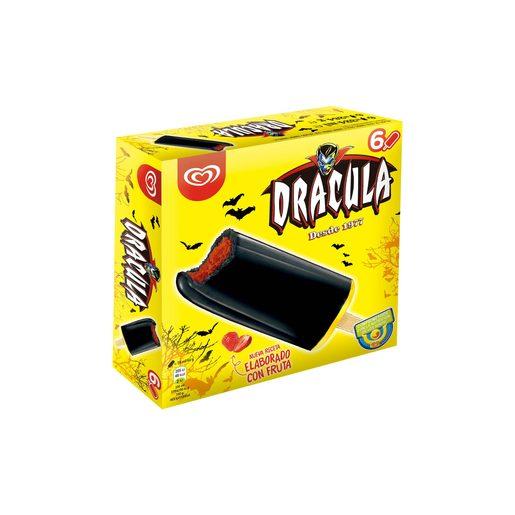 FRIGO helado drácula caja 6 uds de 44 gr