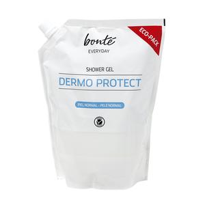 BONTE gel de ducha dermo protect piel normal envase 1 lt