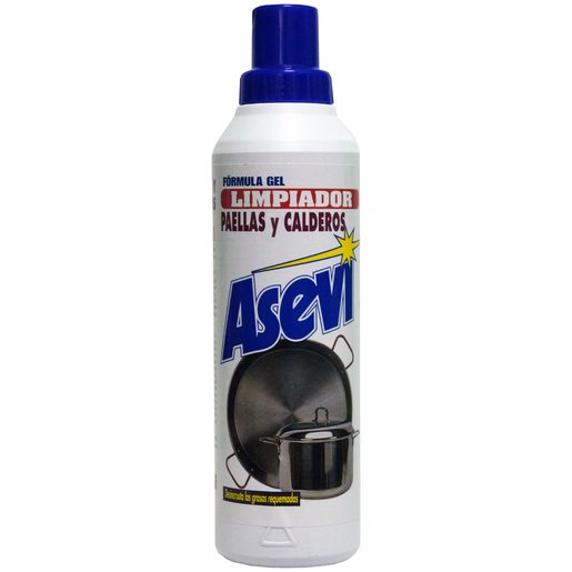 ASEVI limpiador de paellas y calderos botella 500 ml