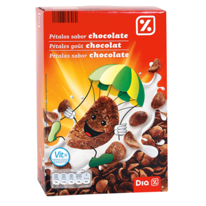 DIA cereales chockoy choc paquete 500 gr