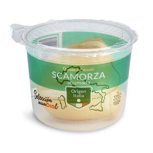 DIA SELECCIÓN MUNDIAL queso scamorza ahumada 230 gr
