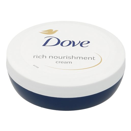 DOVE crema intensiva nutritiva formato viaje tarro 75 ml
