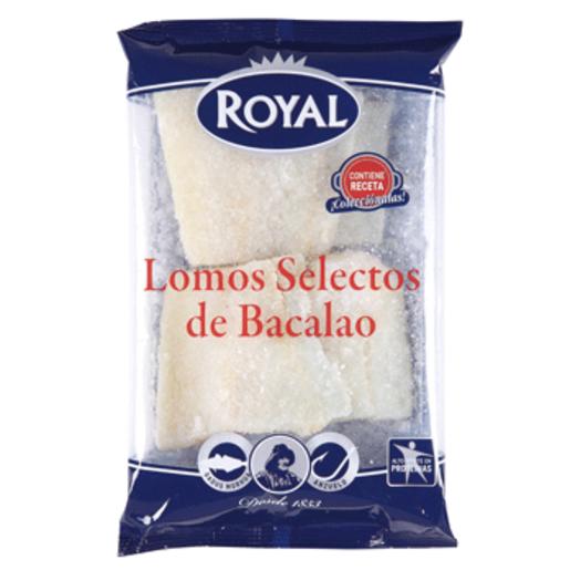 Lomo de bacalao salado envase 265 gr
