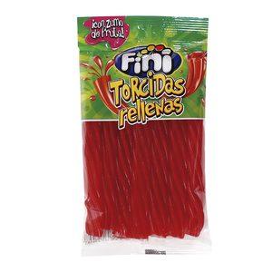 FINI torcidas rellenas bolsa 140 gr
