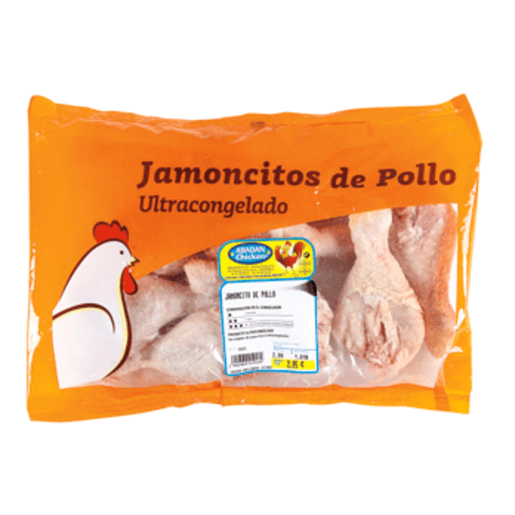 Jamoncitos de pollo bolsa (peso aprox. 1.1 Kg)