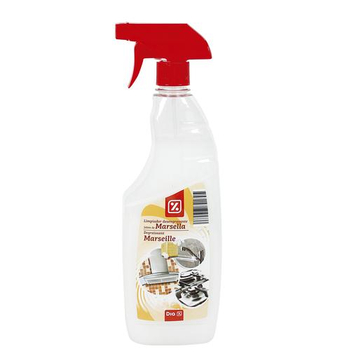 DIA limpiador desengrasante jabón marsella pistola 750 ml