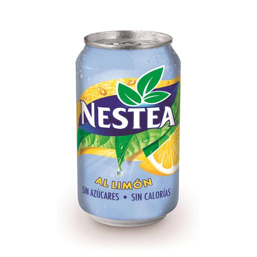 NESTEA refresco de té limón light lata 33 cl