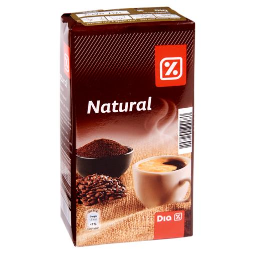 DIA café molido natural paquete 250 gr
