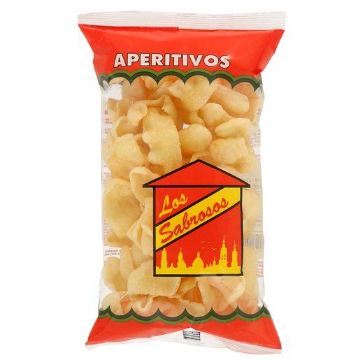 LOS SABROSOS aperitivo baconcitos bolsa 55 gr
