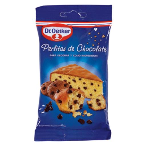 DR.OETKER perlitas de chocolate para decorar bolsa 100 gr