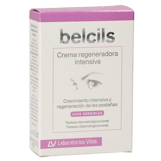 BELCILS crema regeneradora intensiva de pestañas 4 ml