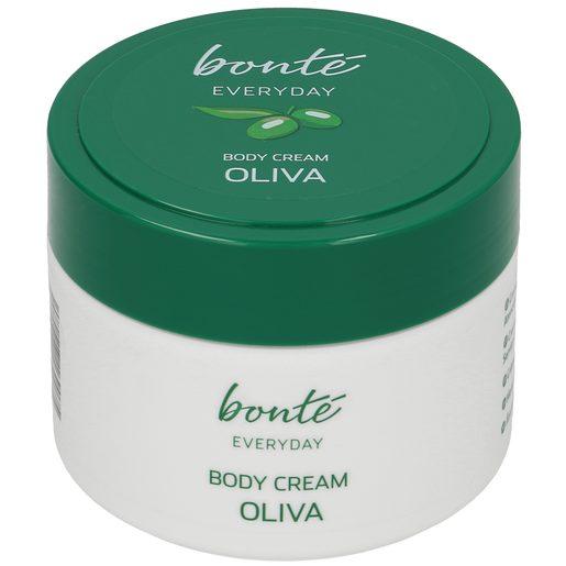BONTE crema corporal oliva tarro 300 ml