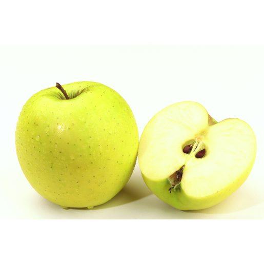 Manzana golden línea sabor unidad (200 gr aprox.)