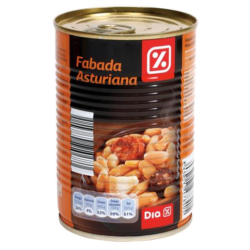 DIA fabada asturiana lata 435GR