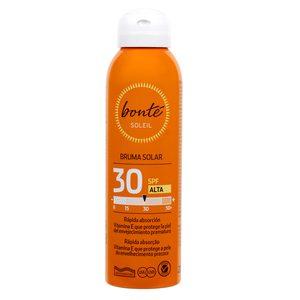 BONTE bruma solar refrescante protección alta 30 spf spray 200 ml
