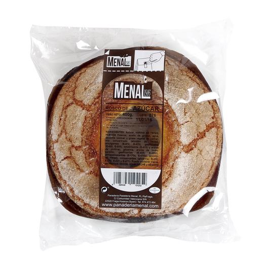 MENAL rosco de azúcar envase 400 gr