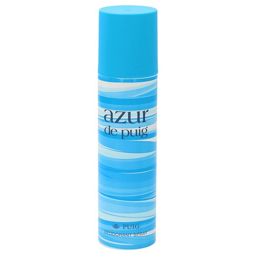 AZUR de puig desodorante spray 150 ml