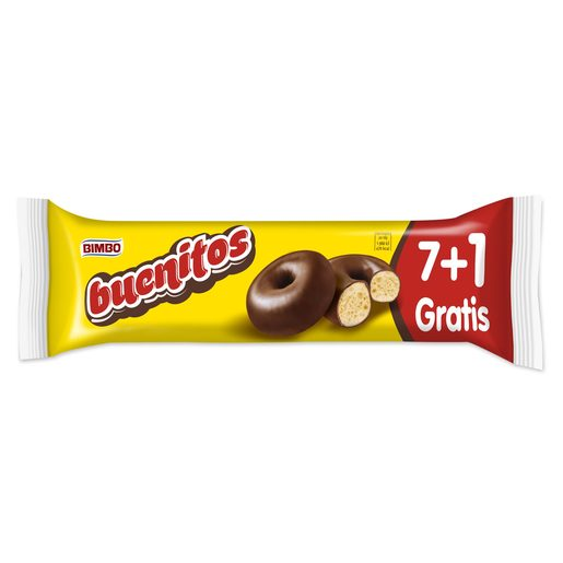 BIMBO buenitos paquete 7 uds 136 gr