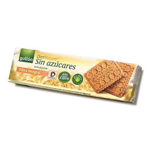 GULLON Diet Nature fibra sin azúcar paquete 170 grs