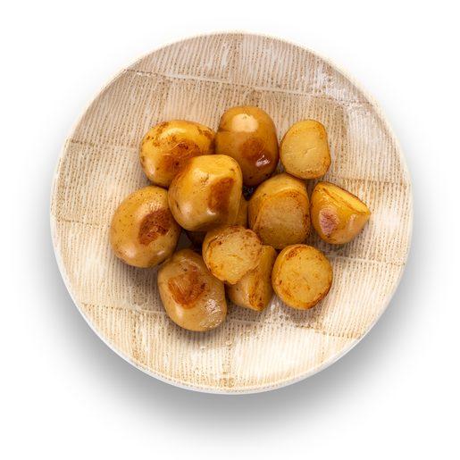 Patatas asadas bandeja 250 gr